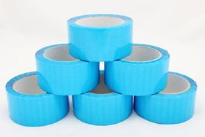 Bezpečnostní páska modrá
