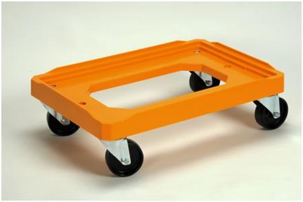 Manipulační vozík pro přepravky Integra