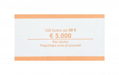 Nominál 50,-Euro