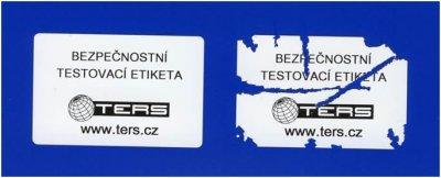 K čemu bezpečnostní samolepící štítky a etikety slouží?