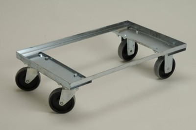 Handling undercart - galvanized