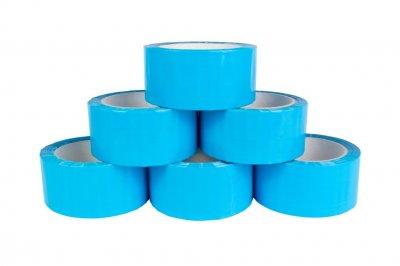 Bezpečnostní páska (modrá)