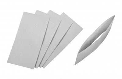 Páska na bankovky bez potisku