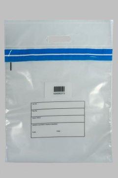Plastová taška - transparentní