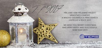 Novoroční přání 2017