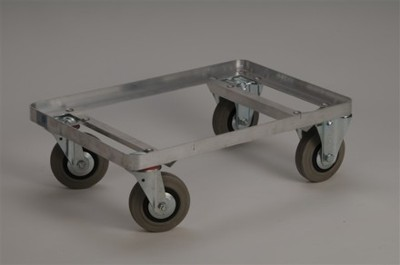 Aluminium dolly W 150