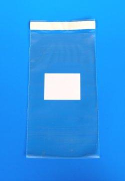 Průhledný sáček s lepicí páskou