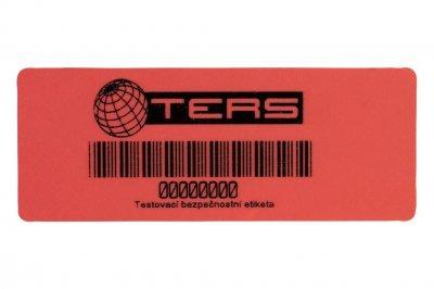 Samolepicí etiketa - TOTAL Transfer