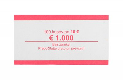 Nominál 10,-€