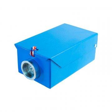 Krabička na klíče pečetící - kovová