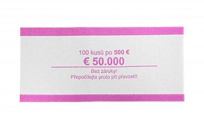 Nominál 500,-€
