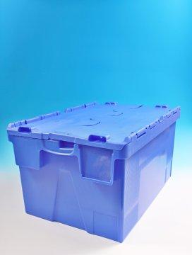 Nové plastové přepravky Kaiman