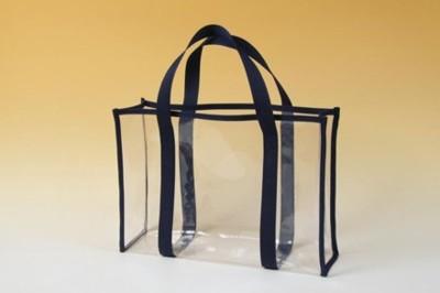 Průhledná taška