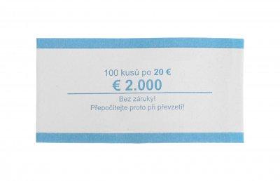 Nominál 20,-€