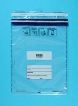 Security bag - large (transparent)