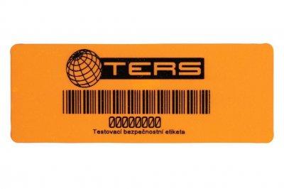 Samolepicí etiketa - ZERO Transfer