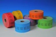 Papír pro ruličkování mincí