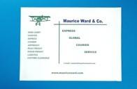 PE obálka Maurice Ward