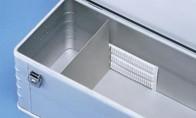 Комплект регулируемой алюминиевой перегородки