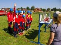 Okresní kolo hry Plamen v Plaňanech